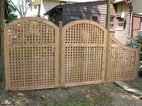 Cheap Trellis Fence Panels The World S Catalog Of Ideas