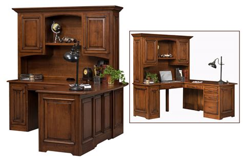 office desk corner insert a closer look at fine quality details from millers furiture