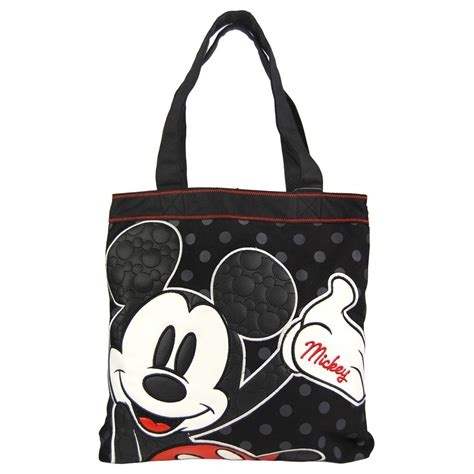 Tote Bag Mickey Minnie mickey mouse tote bag by loungefly