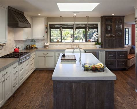 mixed backsplash houzz mixed wood cabinets ideas pictures remodel and decor