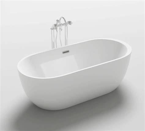 vasca da bagno vasca da bagno ovale freestanding 170x80 o 180x90 stile