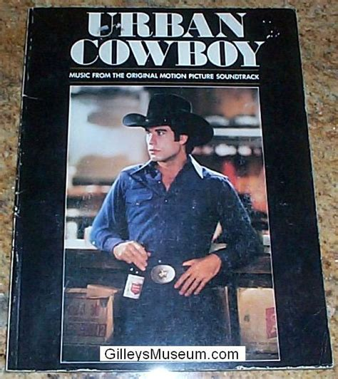 cowboy film soundtracks urban cowboy soundtrack music book gilleysmuseum com blog