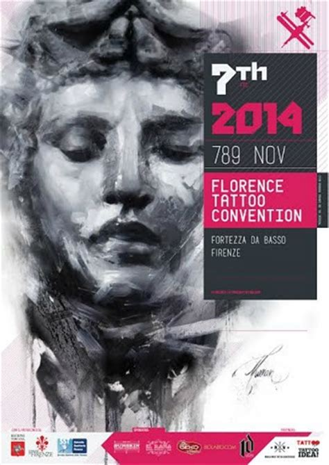 tattoo convention florence firenze la florence tattoo convention invade per il