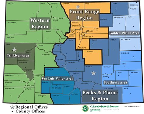 map of colorado front range staff directory extensionextension