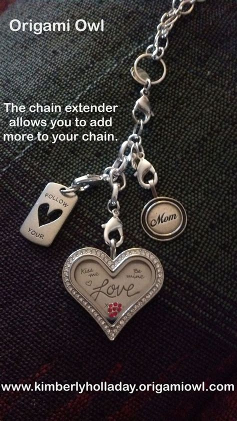 Origami Owl Chain Extender - 95 best images about origami owl family friends lockets
