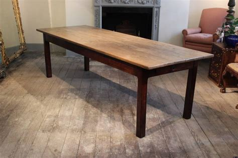 Large Farm Dining Room Tables Large 19th Century Farmhouse Dining Table At 1stdibs