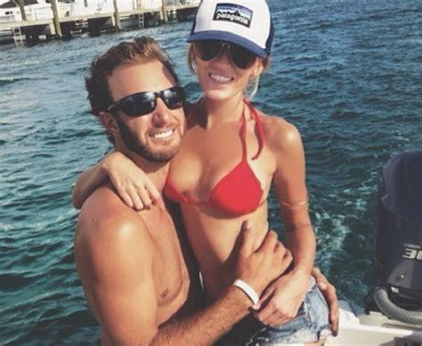 sam s boat instagram paulina gretzky enjoys dustin johnson photos
