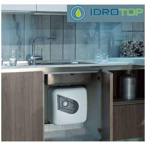 sotto lavello scaldabagno elettrico sottolavello litri 12