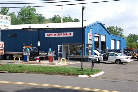 auto repair in wallingford ct towing country club garage