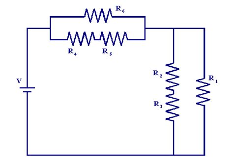resistors connected in parallel circuit resistors in series and parallel antimatter