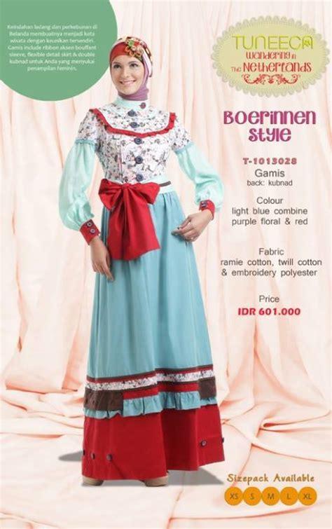 Blus Muslim Qirani Qdf 11 Baju Atasan Muslim baju muslim gaya tuneeca quot wandering in the netherland quot disc 10