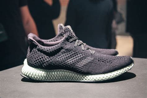 Sepatu Adidas Futurecraft 4d adidas unveils futurecraft 4d featuring a midsole crafted
