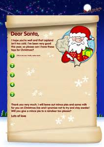 Father Christmas Letter Templates Free Father Christmas Letters Templates New Calendar Template