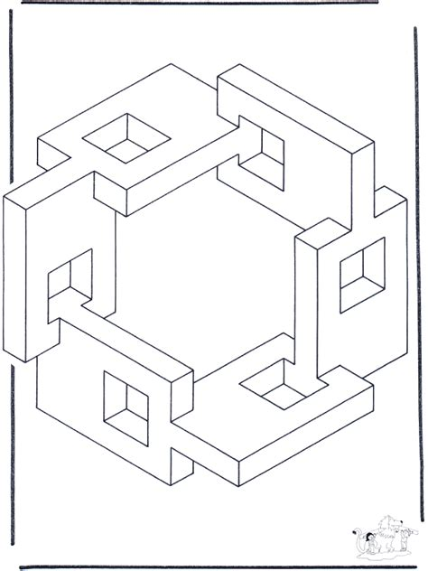 Imagenes Geometricas Artisticas | formas geom 233 tricas 5 l 225 minas art 237 sticas para colorear