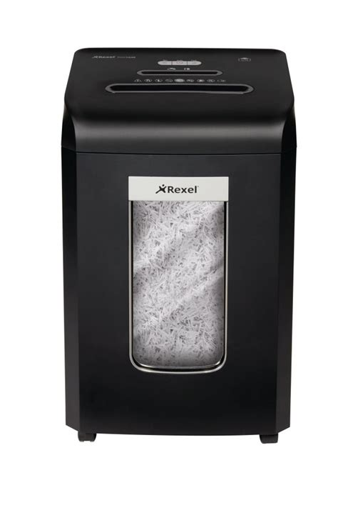 rexel promax rsx1538 cross cut home office paper shredder