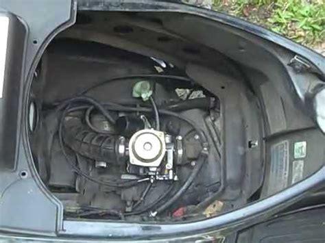 Carburatorkarburator Vespa Sprint vespa et4 150cc carb install