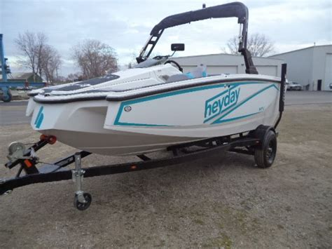 2017 heyday 19 wt1 power boat for sale www yachtworld - Heyday Boats Specs