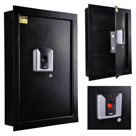 Biometric Nightclubs Two 2 by Biometric Fingerprint Wall Safe For Security 2 Colors