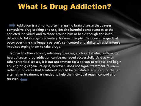 Voluntarily Admitt Themselves For Detox by Abuse And Addiction Ppt