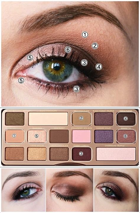 eyeshadow tutorial chocolate bar 25 best ideas about chocolate bar too faced on pinterest