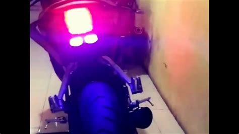 Yamaha All New R15 Matte Black lu sein undertail yamaha all new r15 vva matte black