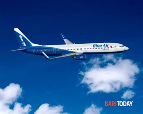 cer 2 posti letto volo bari torino nuovo collegamento con blue air
