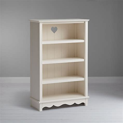 buy home at lewis bookcase white