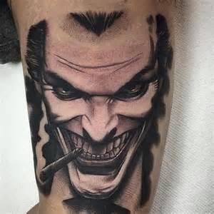 art joker tattoo on instagram
