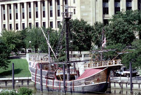 christopher columbus boat in columbus ohio christopher columbus new christopher columbus boat in