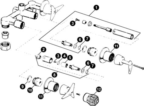 bradley sink repair parts kohler bathroom faucet repairs