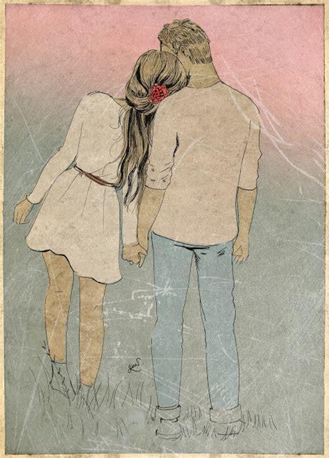 imagenes de amor tumblr parejas pareja dibujos tumblr imagui