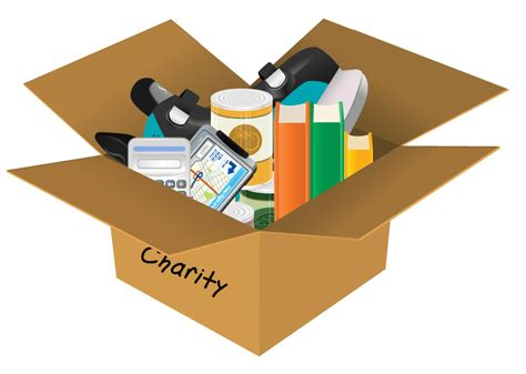 Charity Giveaways - how to donate items to charity zealous good blog
