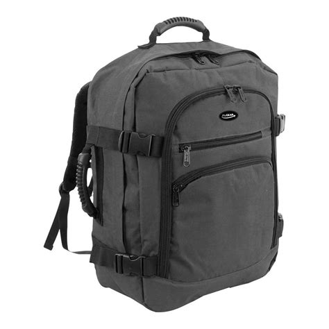 Rucksack Cabin Baggage cabin flight approved backpack luggage travel holdall