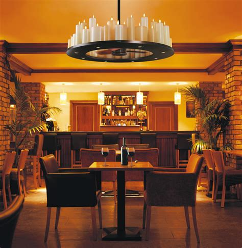 Ceiling Fan Dining Room | candelier ceiling fan from casablanca fan co dining