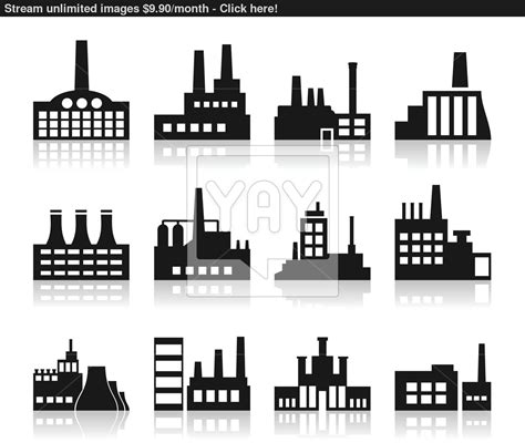 House Plan Websites factory icon vector yayimages com