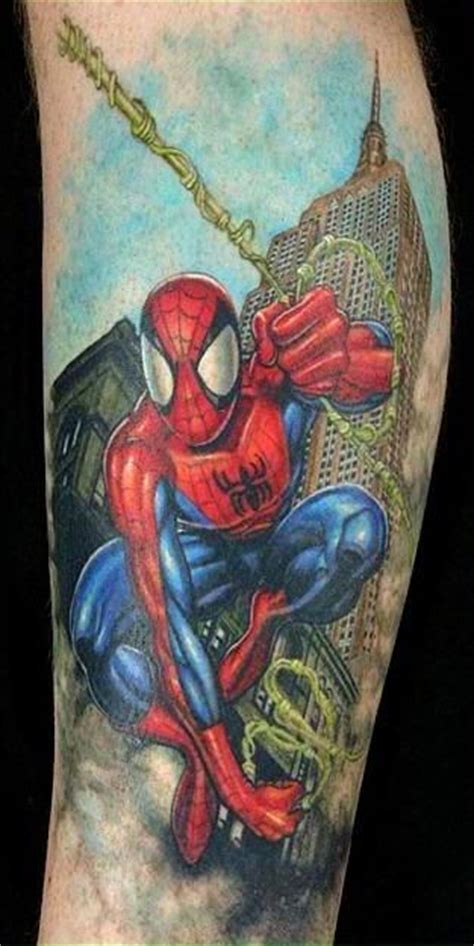 batman wolverine tattoo spider man tattoo super hero stuff pinterest