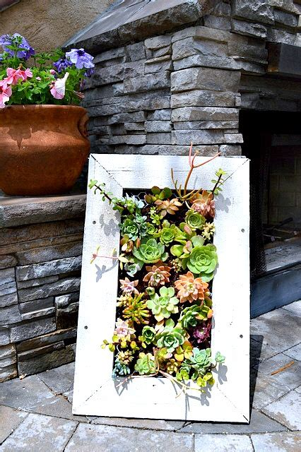 how to make a succulent planter diy hanging succulent planter my uncommon slice of suburbia