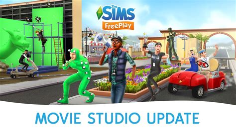 film update the sims freeplay movie star update official trailer youtube