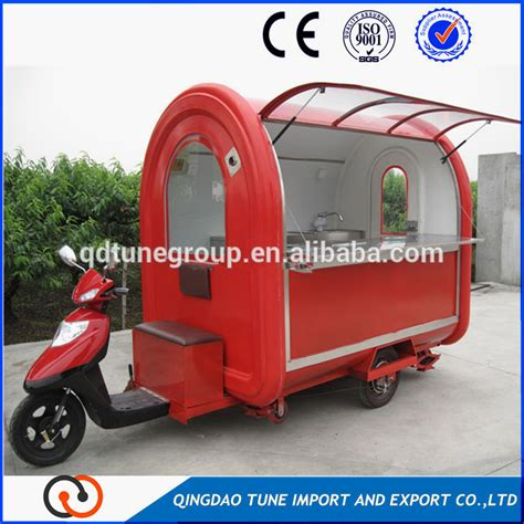 food mobile truck china small mobile food cart food truck food trailer for