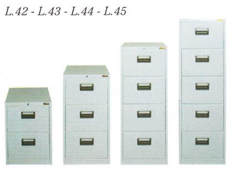 Lemari Filling Cabinet Bekas filling cabinet l42 l43 l44 l45 distributor lemari arsip besi murah di jakarta