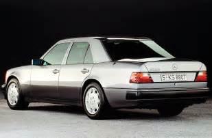 Mercedes W124 500e 1991 1994 Mercedes 500e E500 W124 Classic Revisited