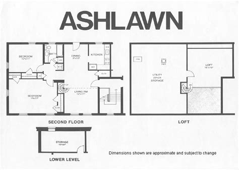 fairlington floor plans ashlawn 1 model floor plan fairlington historic district