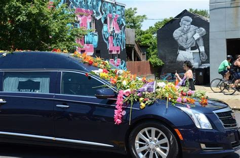 turn out to mourn celebrate muhammad ali in