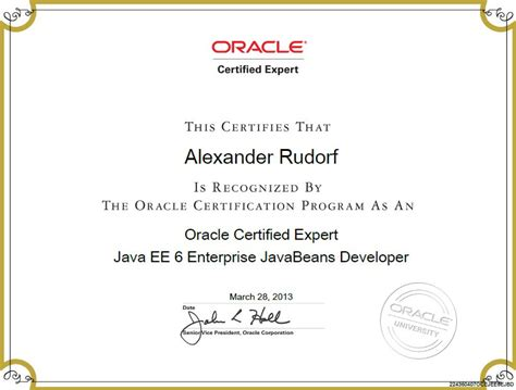 java and middleware certification oracle oracle zertifizierungen ar innosolutions
