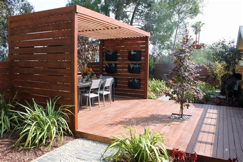 Diy Backyard Deck Ideas by Decks And Patio With Pergolas Diy Shed Pergola Fence