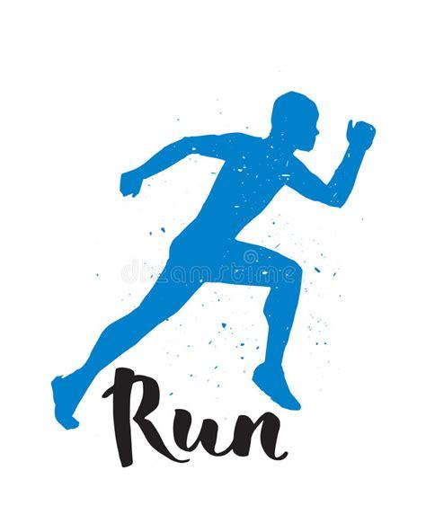 Emblem Logo Running running runner marathon logo emblems label and