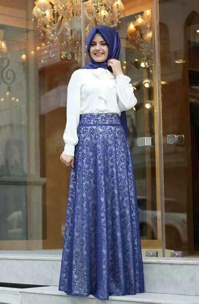 Baju Muslim Wanita Buat Lebaran trend model baju buat lebaran fashion terupdate