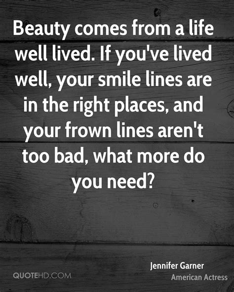A Well Lived garner quotes quotehd