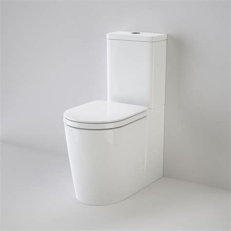 Caroma Plumbing by Caroma Liano Cleanflush Easy Height Wall Faced Toilet