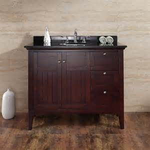 42 Inch Bathroom Vanity Gavin 42